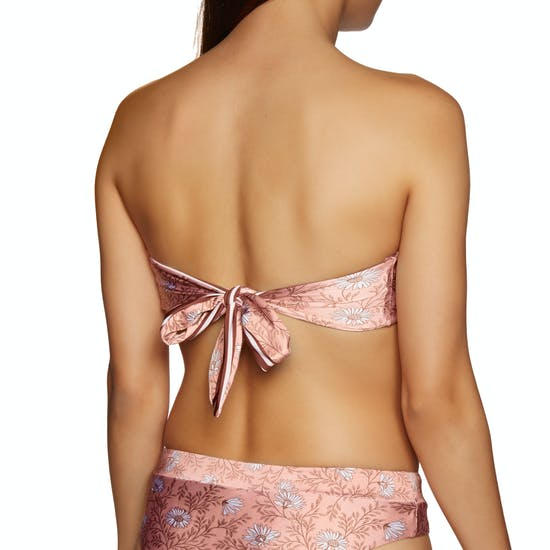 Haut de maillot de bain The Hidden Way Clair Tie Back
