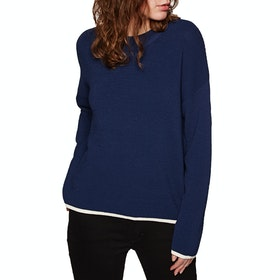 Knits Mujer SWELL Lessia Slinky - Navy