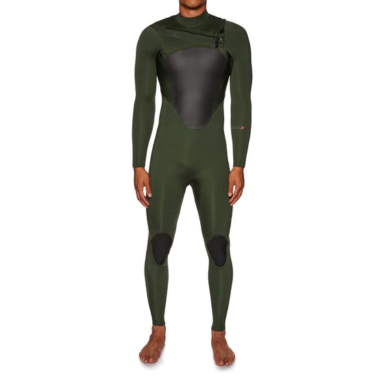 Xcel Axis X 4/3mm 2019 Chest Zip Wetsuit