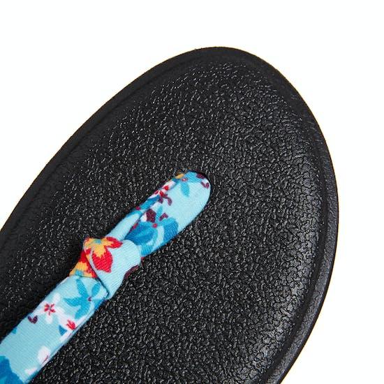 Sanuk Yoga Sling Ella Prints Womens Sandals