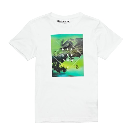 Billabong Cross Section Boys Short Sleeve T-Shirt