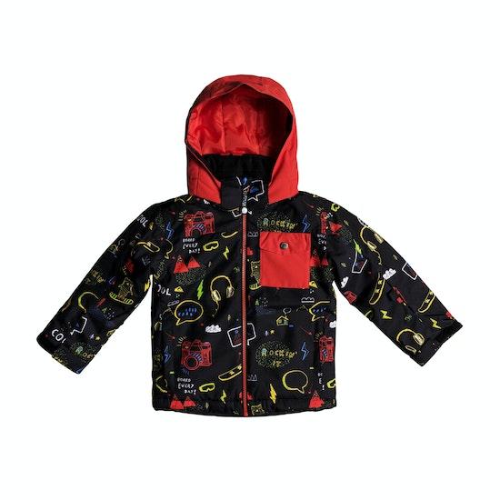 Blouson pour Snowboard Enfant Quiksilver Little Mission