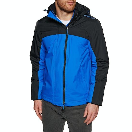 online store b23a0 40e10 Superdry Arctic Exon Hooded Windcheater Jacke | Kostenlose ...