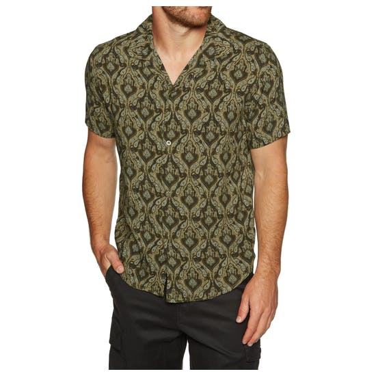 Rhythm Peyote Ss Short Sleeve Shirt