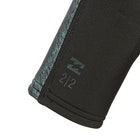 Billabong Absolute 2mm Chest Zip Shorty Wetsuit