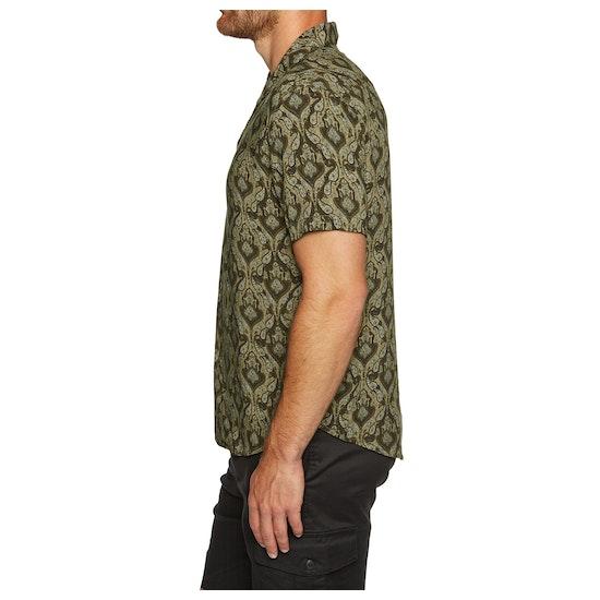 Rhythm Peyote Ss Short Sleeve Shirt