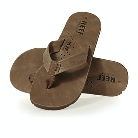 Reef Draftsmen Sandals - Bronze Brown