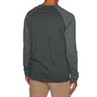 Billabong Woven Crew Mens Long Sleeve T-Shirt
