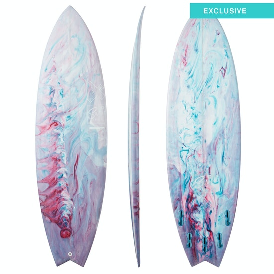 Fourth Surfboards Weekend Rockstar Surfboard