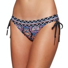 Seafolly Sun Temple Banded Tie Side Hipster Bikini Bottoms