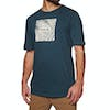 Hurley Record High Short Sleeve T-Shirt - Armory Navy