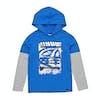 Animal Fargo Boys Long Sleeve T-Shirt - Flag Blue