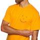 T-Shirt de Manga Curta Chrystie Smile Logo