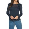 Superdry Seanna Lace Top Dames Breigoed - Mood Indigo