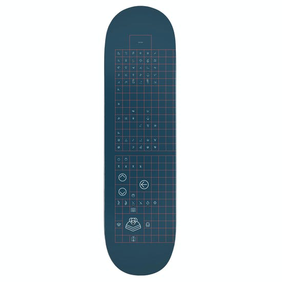 SOVRN Filtrate 8 Inch Skateboard Deck