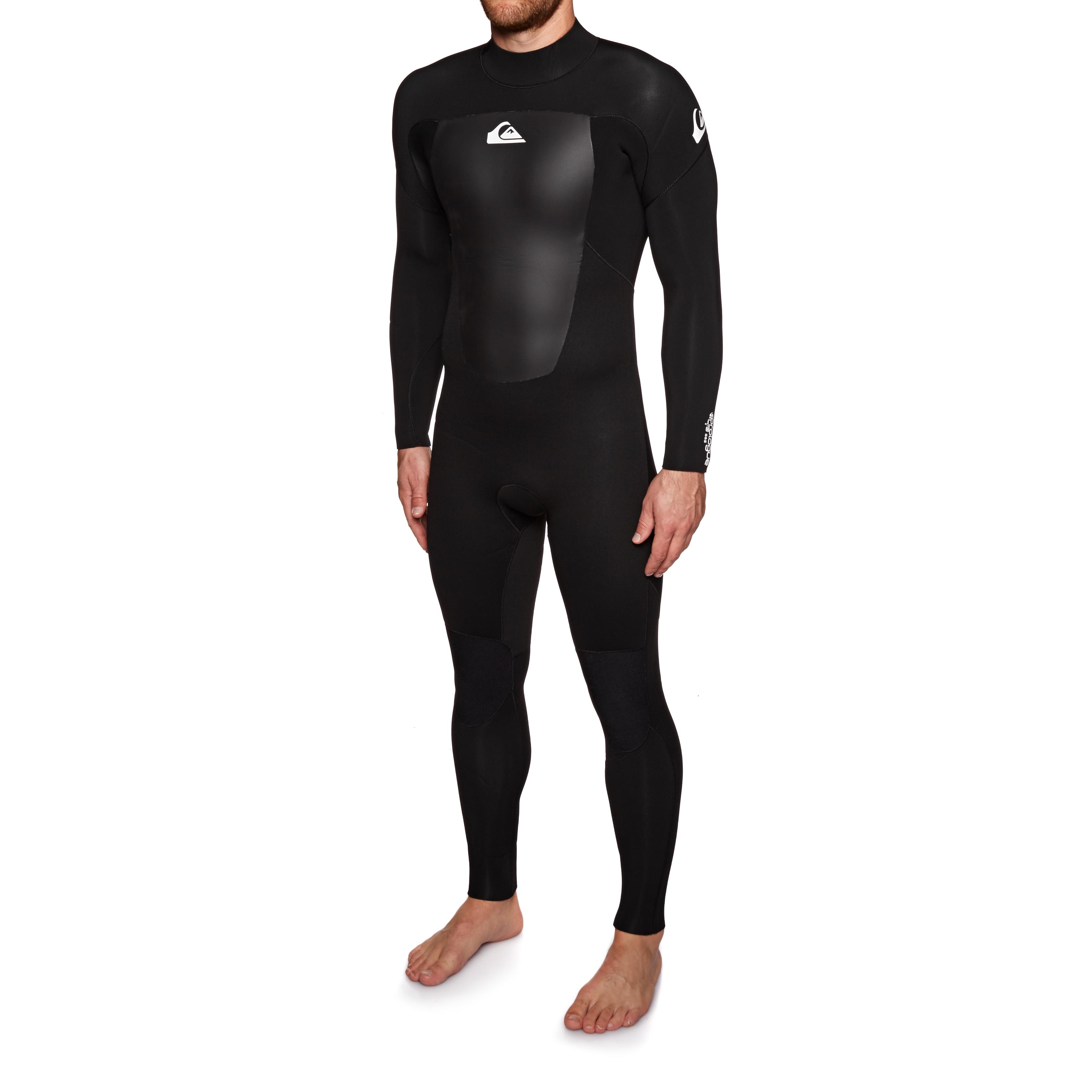 Neopren Neo Neoprenanzug QUIKSILVER 4//3 PROLOGUE BACK ZIP Full Suit 2020 black