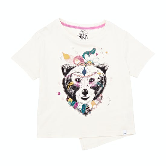 Animal Bessey Girls Short Sleeve T-Shirt