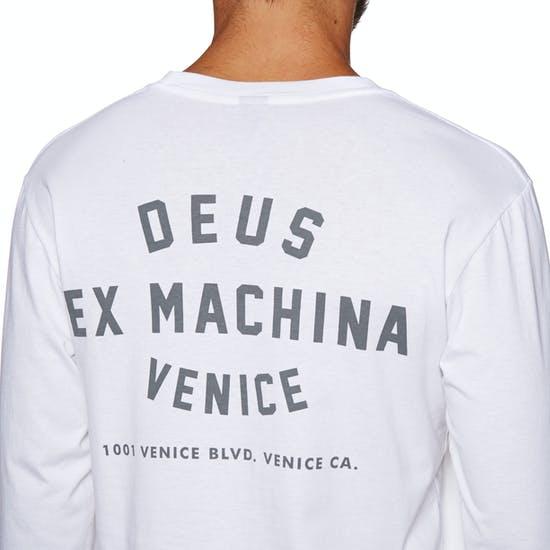Deus Ex Machina Venice Long Sleeve T-Shirt