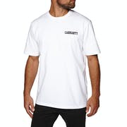 Carhartt 2018 College Script Mens Short Sleeve T-Shirt