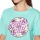 Santa Cruz Vacation Womens Short Sleeve T-Shirt