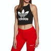 Adidas Originals Trefoil Top - Black
