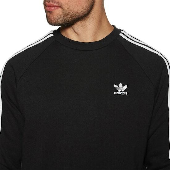 Sweat Adidas Originals 3 Stripes Crew