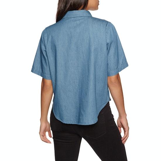 Rhythm Wanderer Shirt Ladies Top