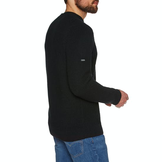 Superdry Sdry Premium Tuno Cable Crew Knits