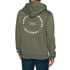 SWELL Paradise Forever Pullover Hoody - Washed Olive