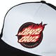 Casquette Santa Cruz Flame Dot