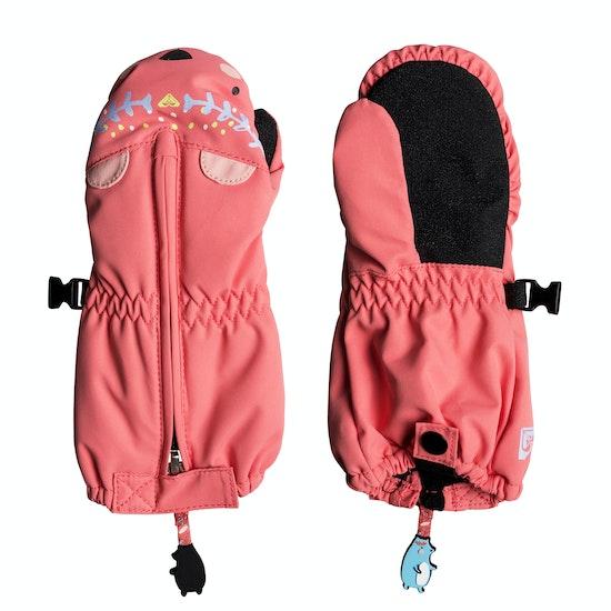 Roxy Snow's Up Girls Snow Gloves