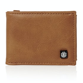 Element Segur Wallet - Rust Brown