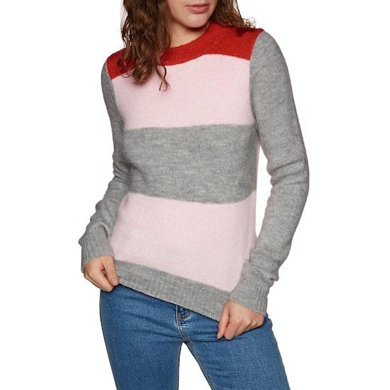 Jack Wills Willowbank Stripe Womens Sweater