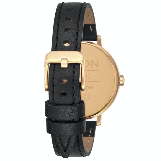Nixon Arrow Leather Ladies Watch