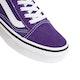 Vans Old Skool Elastic Lace Kinder Schuhe