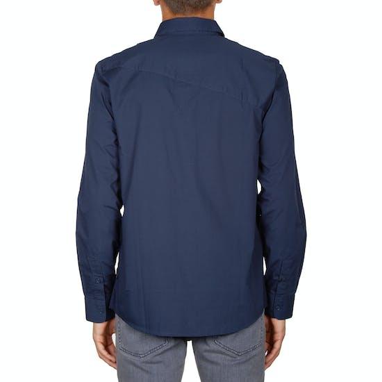 Volcom Everett Solid Mens Shirt