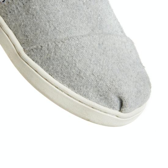 Calzado sin cordones Girls Toms Drizzle Grey Polka Dots