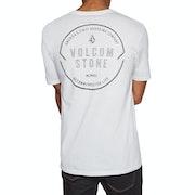 T-Shirt a Manica Corta Volcom Chop Around