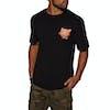 Volcom Ozzie Tiger Boxy Short Sleeve T-Shirt - Black
