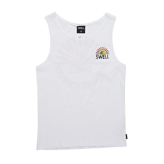 Camiseta sin mangas Boys SWELL DAYBREAK SINGLET