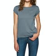 Roxy Boho Land Ladies Short Sleeve T-Shirt