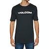 Volcom Crisp Euro Short Sleeve T-Shirt - Black