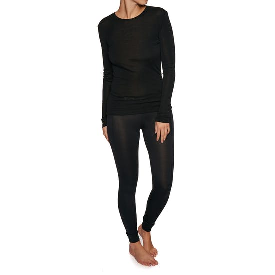 Icebreaker 175 Everyday Ls Crewe Womens Base Layer Top