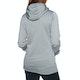 Volcom Yerba Fleece Womens Pullover Hoody