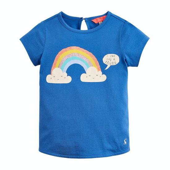 Joules Pixie Girls Short Sleeve T-Shirt