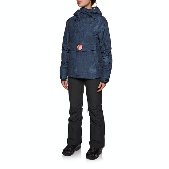 O'Neill Frozen Wave Anorak Womens Snow Jacket