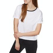 Volcom One Of Each Womens Short Sleeve T-Shirt