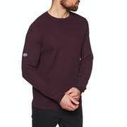 Superdry Academy Textured Crew Knits