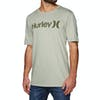 Hurley One And Only Solid Kurzarm-T-Shirt - Spruce Fog
