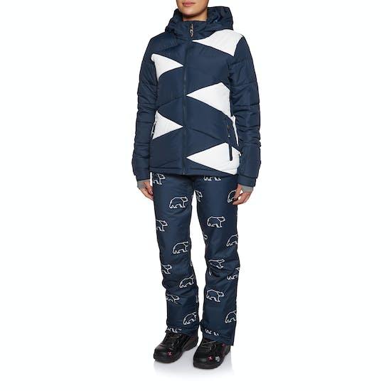 Pantalons pour Snowboard Femme Protest Nabesna